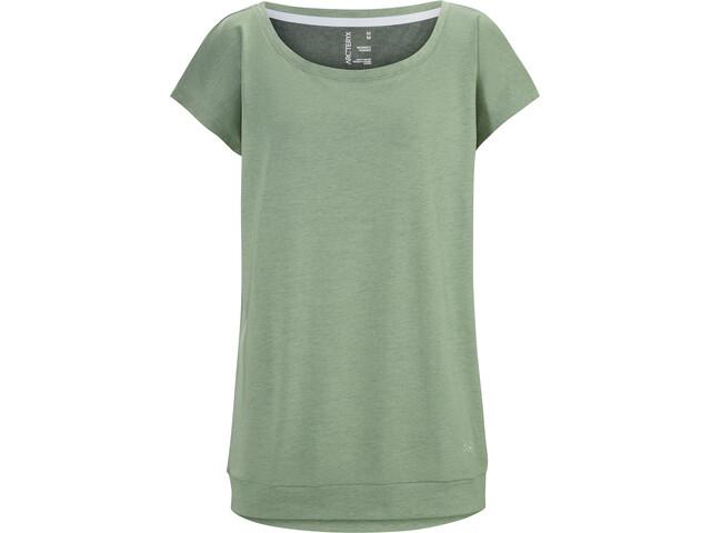 Arc'teryx Ardena - Camiseta manga corta Mujer - verde